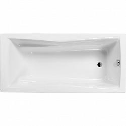Akrylová Vaňa Bielej Farby Vienna 170cm