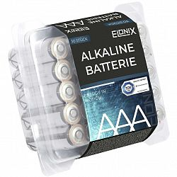Baterie Alkaline Aaa 30ks V Balení