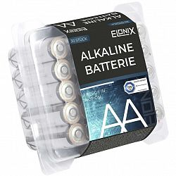 Baterie Alkaline Lr6 Aa 30 Ks V Balení