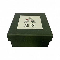 Box S Víkem Mistletoe