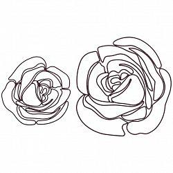 Dekorace Na Zeď Romantic Desire
