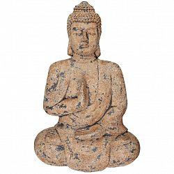 Dekorace Nástěnná Buddha, 72/11,5/43cm