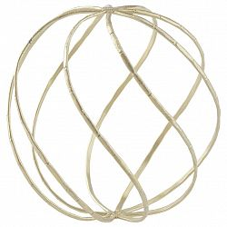 Dekorační Koule Goldie, Ø: 20,5cm