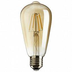 Dekorační Žárovka C80324mm, E27, 6 Watt
