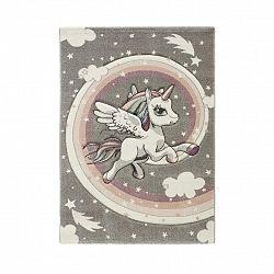 Dětský Koberec Unicorn, 100/150cm