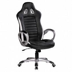 Herní Židle Racer Černá