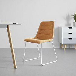 Jídelní Židle Mira Oranžová