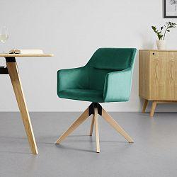 Jídelní Židle Sara Zelená