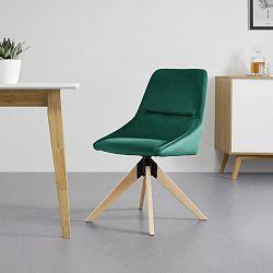 Jídelní Židle Shirin Zelená