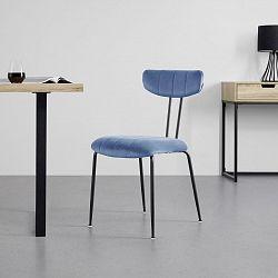 Jídelní Židle Tylor Modrá