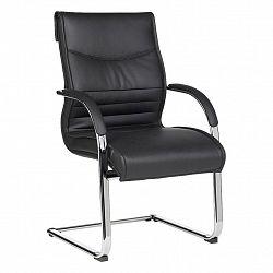 Konferenční Židle Milano Černá