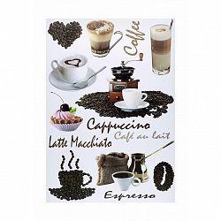 Nálepka Dekorační Kaffee