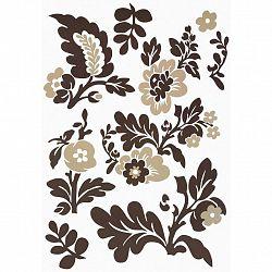 Nálepka Dekorační Kvety