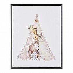 Obraz Tipi 40x50 Cm