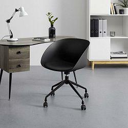 Otočá Kancelářska Židle Lia Černá