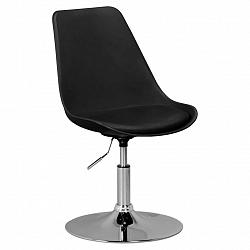 Otočná Židle Pro Dítě Korsika Černá