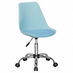 Otočná Židle Pro Dítě Korsika Modrá