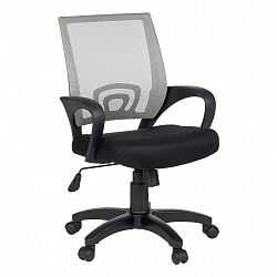 Otočná Židle Pro Dítě Rivoli Černá/šedá