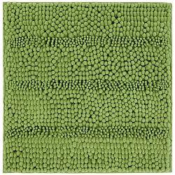 Předložka Koupelnová Uwe, 50/50cm, Zelená