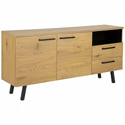 Příborník Dřevěný Mallow Š: 165 Cm
