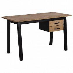 Psací Stůl Dorney 130 X 75 X 60 Cm