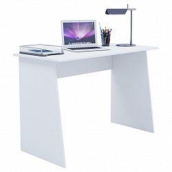 Psací Stůl V Bílé Barvě Masola Maxi 110cm Bílý