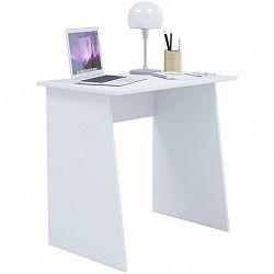 Psací Stůl V Bílé Barvě Masola Mini 80cm Bílý