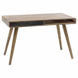 Psací Stůl Z Masivního Dřeva Repa