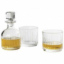 Sada Sklenic Na Whisky Stack, 3dílná