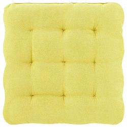 Sedák Nizza, 40/40cm, Žlutá