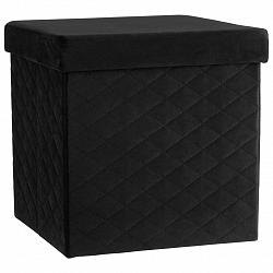 Skládací Krabice Velvet - Ca. 54l