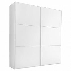 Skříň S Pos. Dveřmi.(hor.ved.) Includo 200 Cm Bílá