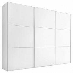 Skříň S Pos. Dveřmi.(hor.ved.) Includo 249 Cm Bílá