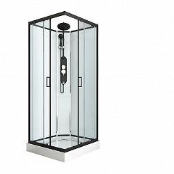 Sprchový Kout Epic 2 Černý Profil