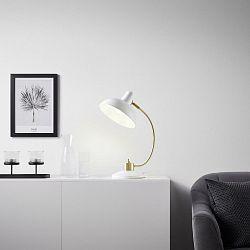 Stolní Lampa Siena Bílá