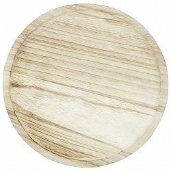 Talíř Dekorační Wooden