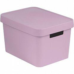 Úložný Box Infinity Chalk Pink