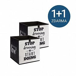 Úložný Box Poppi 8 1+1 Zdarma (1*kus=2 Produkty)