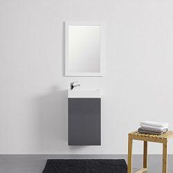 Umyvadlova Skříňka Se Zrcadlem Elisa