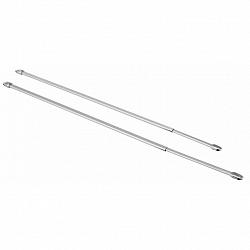 Vitrážní Tyčka Simple, 80-120 Cm