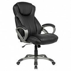 Židla K Psacímu Stolu Amstyle Černá